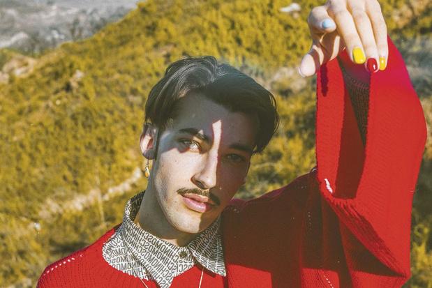 Maak kennis met LoveLeo, de Freddie Mercury van generatie Z