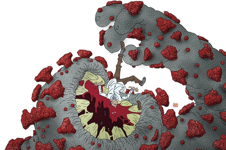 De lichamelijke impact van covid-19: het virus is erger dan u dacht