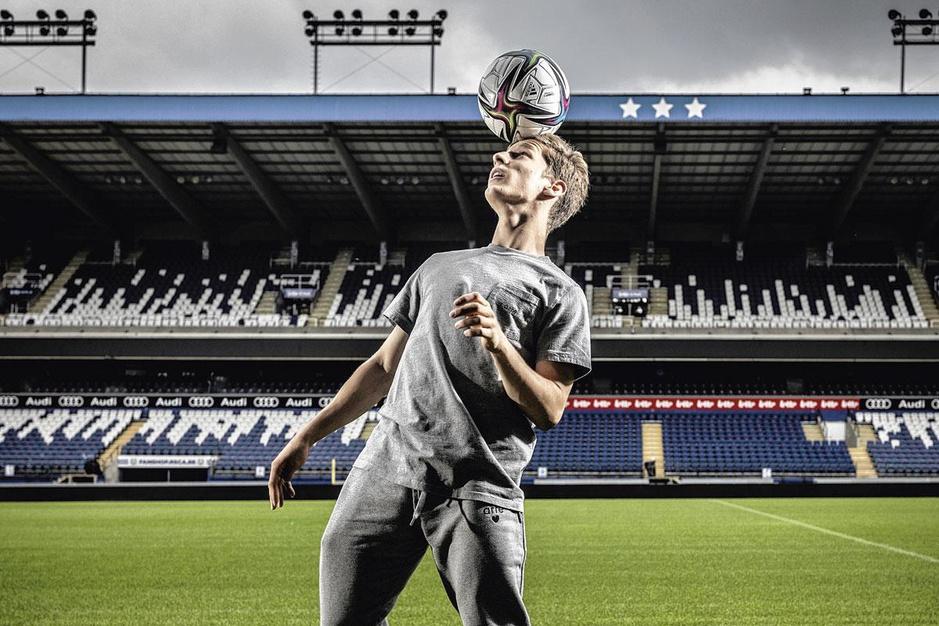 Yari Verschaeren is klaar voor Anderlecht-Brugge: 'De hype glijdt zo van me af'