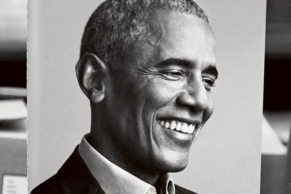 Uit de memoires van Obama: 'Droom verder, Barack'