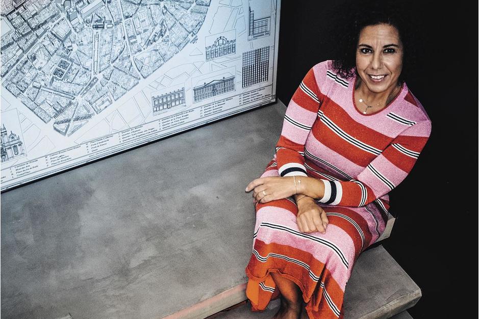Telidja Klaï, content manager bij Ketnet: 'Op emotioneel vlak ben ik een open boek'