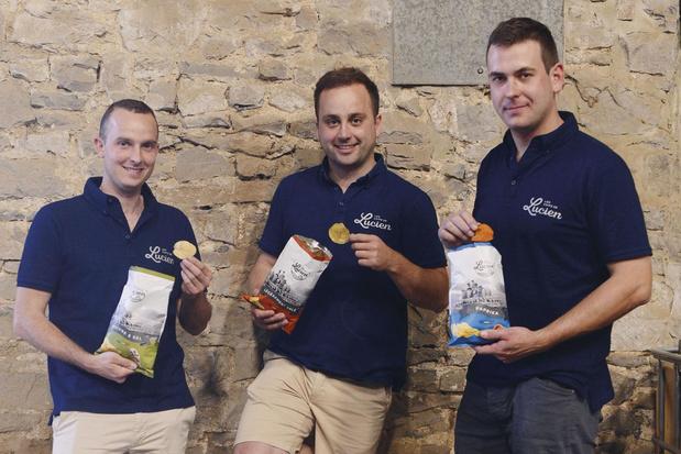 Chips recht van het veld: 'We weigeren smaakversterkers of kleurstoffen te gebruiken'