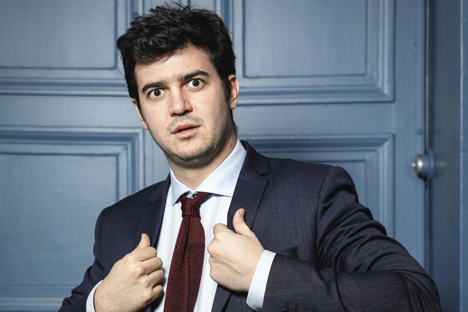Frans essayist David Djaïz: 'Ik voorzie een mooie toekomst voor de natiestaat'