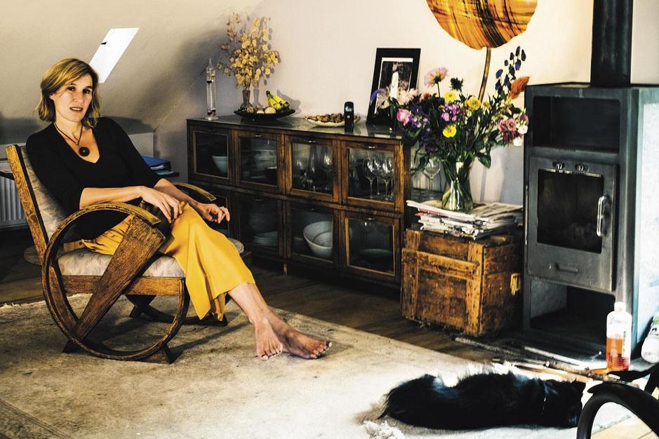 Filosofe Marjan Slob: 'Eenzame mensen hebben contact nodig, geen pil'