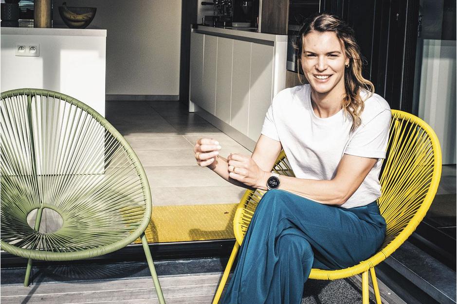 Sportdiëtiste Stephanie Scheirlinck: 'Het is ongezond om nooit frieten te eten'