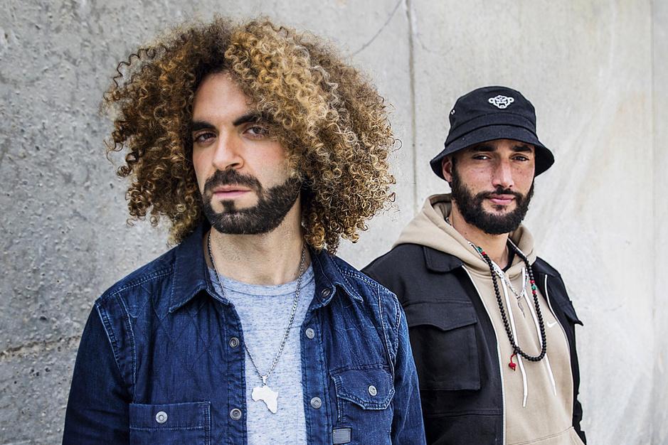 Adil El Arbi en Bilall Fallah winnen Ultima voor film: 'Voor ons gaat het nooit snel genoeg'