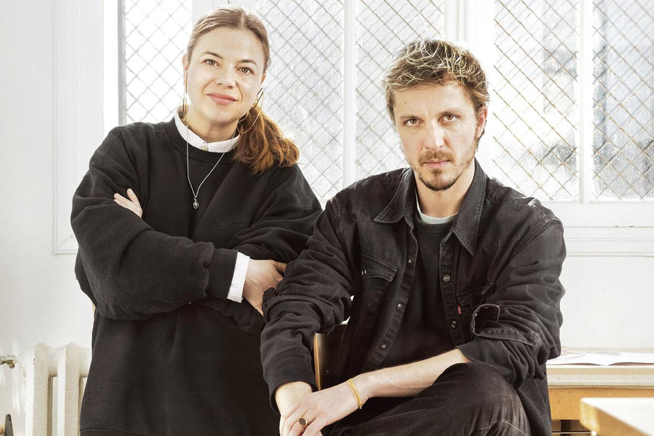 Twee Belgische ontwerpers in Parijs: 'Mode moet een beetje feest zijn'