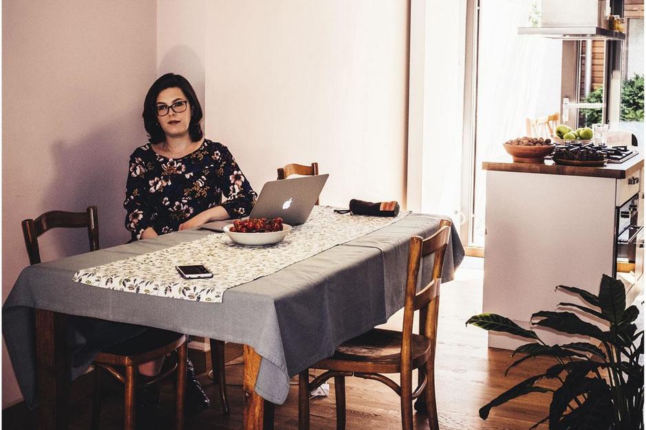 Psychotherapeute Goedele De Clerck: 'Dankzij gebarentaal ben ik een wereldburger'