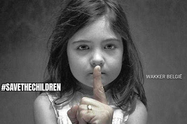 #SaveTheChildren: wie kan daar nu tégen zijn?