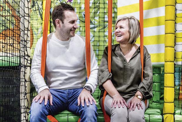 Vlaamse Ambassadeur 'kleine bedrijven' Tarzan & Jane: 'Voor de crisis waren we een gezond bedrijf'