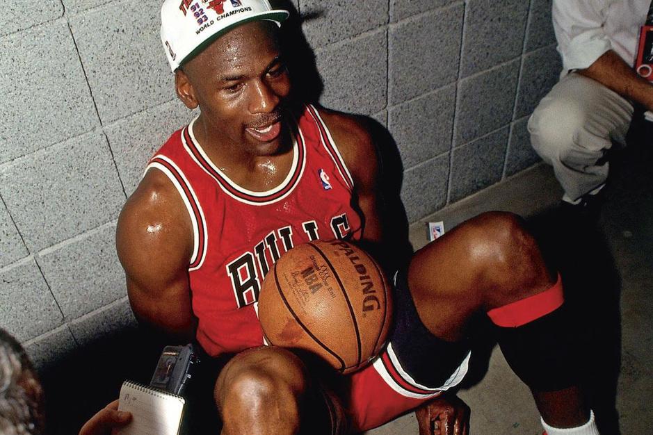 The Last Dance: het nooit eerder vertelde verhaal van de Bulls en Michael Jordan op Netflix