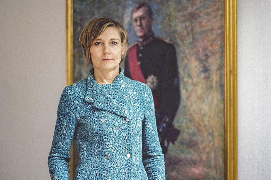 Journaliste Pascale Mertens: 'Koning Filip was als een zoon voor mijn vader'