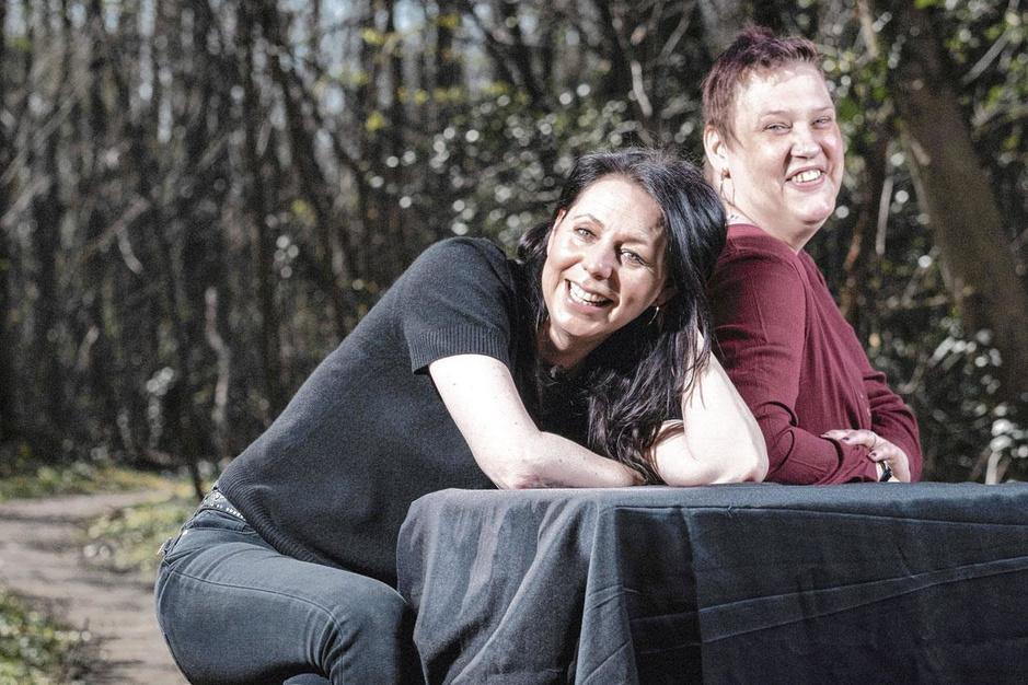 Kristel Verbeke (ex-K3) en Marleen Vanpoecke: 'Ik schaam mij niet voor mijn armoede'