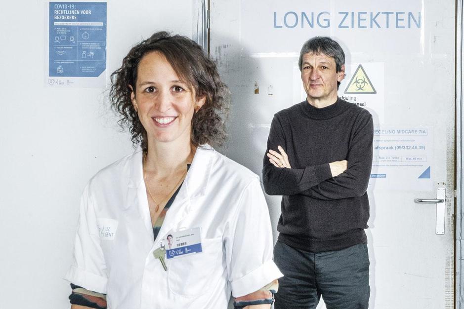 Longarts Van Braeckel en psycholoog Verhaeghe: 'We hebben ons mentaal al ingesteld op derde golf'