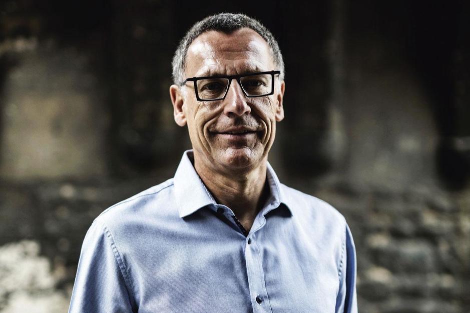 Oxford-CEO Bruno Holthof: 'Een vaccinoorlog heeft geen zin'