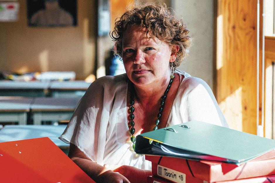 Colette Victor (Krijt vzw): 'Lok de beste leerkrachten naar de moeilijkste scholen'