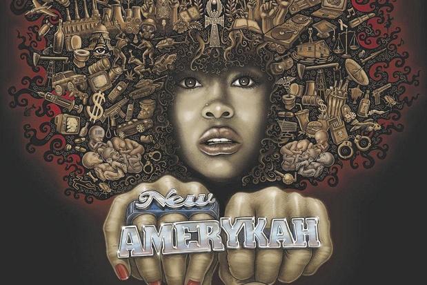 Onder de loep: 'New Amerykah Part One (4th World War)' van r&b-icoon Erykah Badu