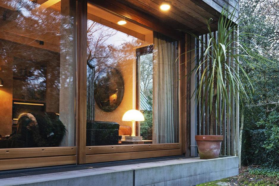 Ecodroom: Interieurontwerper Petra Hoogland en haar semiondergrondse ecowoning