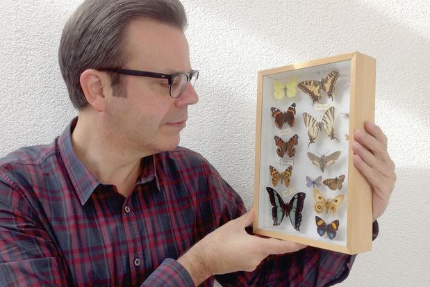 Bioloog Hans Van Dyck: 'Ik ben geen beestengoeroe'