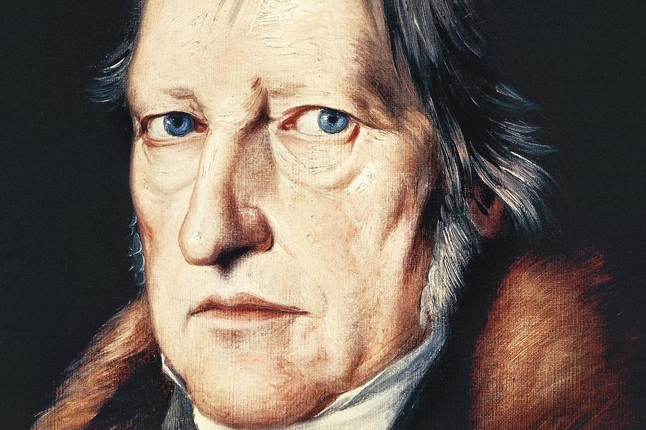 Wat betekent Duits filosoof Georg Hegel vandaag nog? 'Hij was de anti-Verhofdstadt'