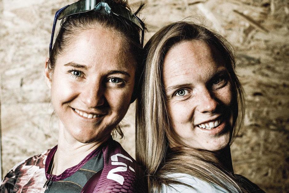 Wielrenster Valerie Demey en BMX'ster Elke Vanhoof: hoe een koppel droomt van de Spelen in Tokio