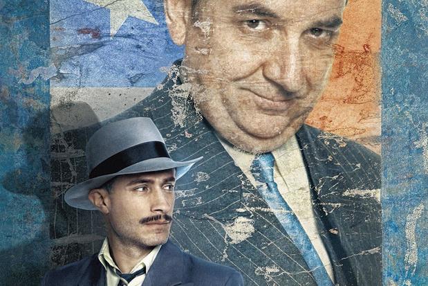 Tv-tip: biopic 'Neruda' ontmaskert de mythe achter de Chileense dichter