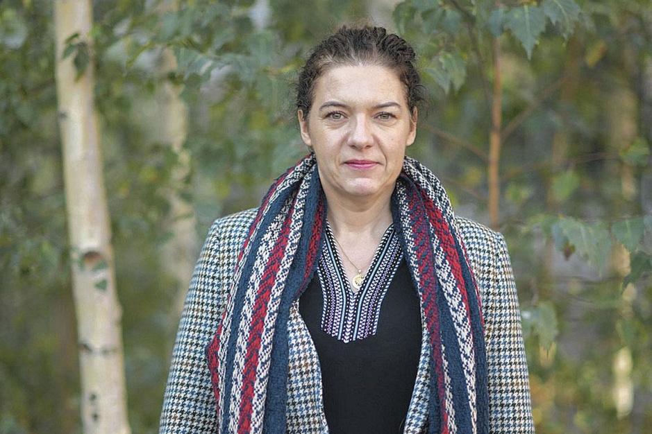 Luisteren naar wat bomen vertellen: Valerie Trouet bestudeert de jaarringen van bomen
