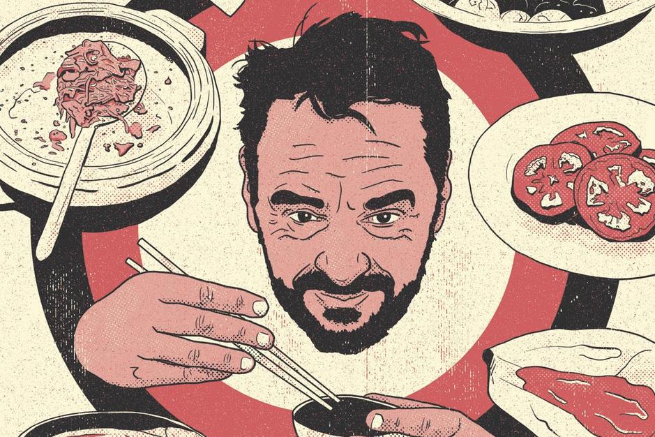 'Ben jíj nu aan het kokhalzen?' Tom Waes over alle vadsigheden die hij in 'Reizen Waes' gegeten heeft