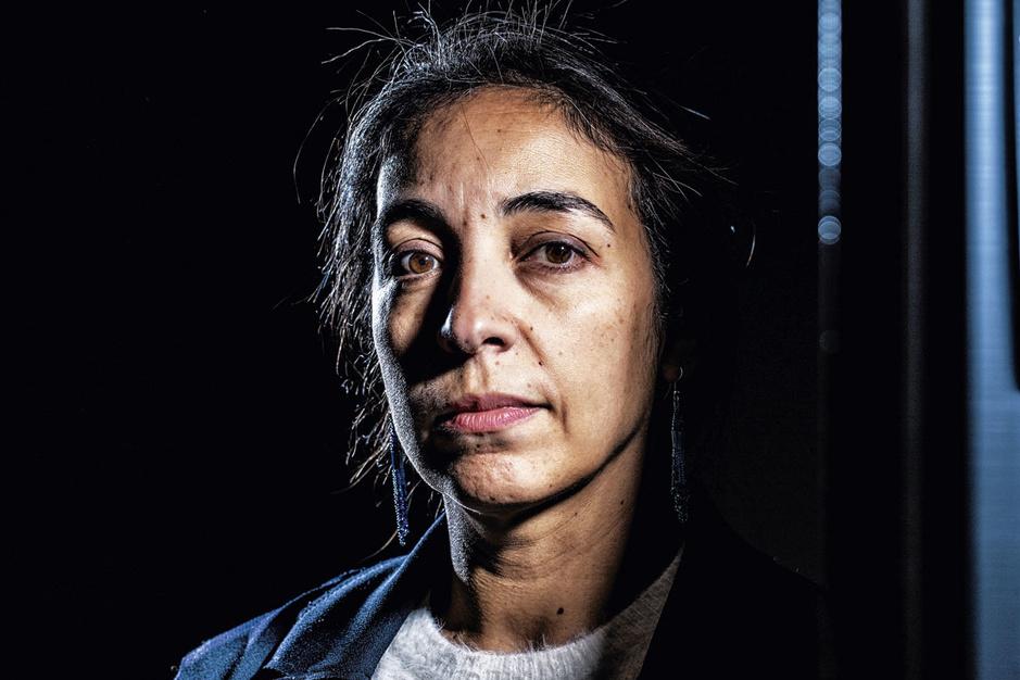 Rachida Lamrabet: vrijbuiter in de literatuurwereld, maar ook een 'maske' uit Borgerhout