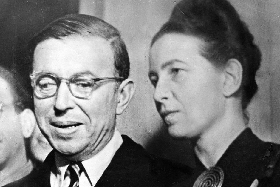 Simone de Beauvoir deed zichzelf oneer aan: 'Jean-Paul Sartre was niet de minnaar van haar dromen'