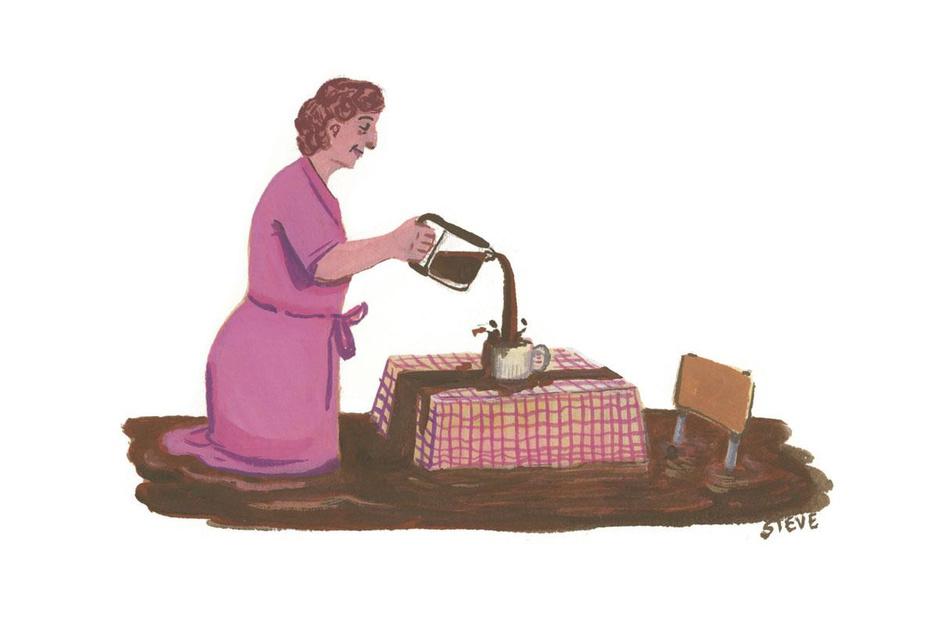 Factcheck: ja, voor een kop koffie is 100 liter méér water nodig dan voor een kop thee