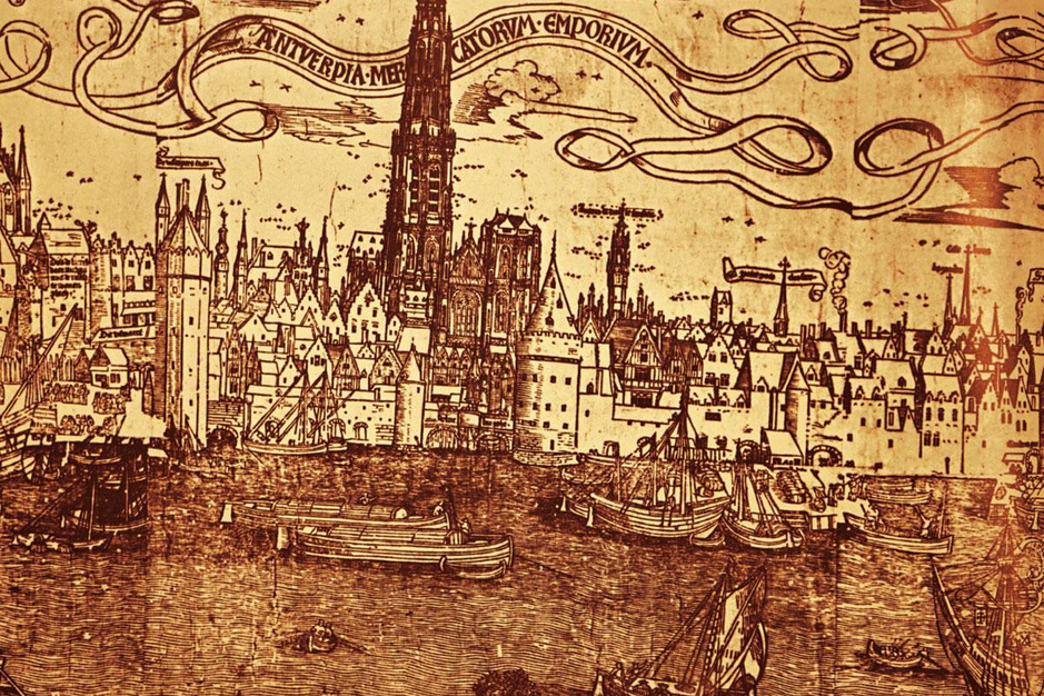 Historicus Michael Pye over de gloriejaren van 't Stad: 'In Antwerpen hadden ze geen tijd voor oorlog'