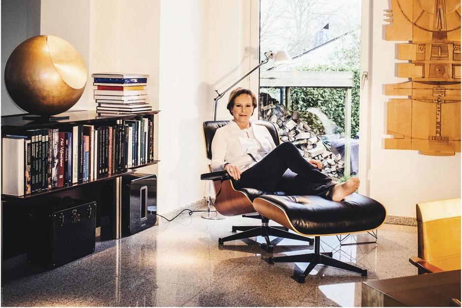 Marcia De Wachter: 'Het leven eindigt niet met de dood'