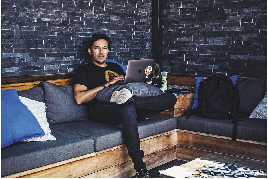 Arnaud Raskin, sociaal ondernemer: 'Je eigen kwetsbaarheid erkennen: is dat het geheim?'