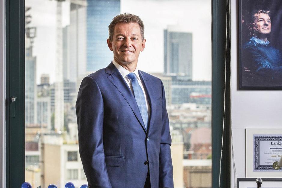 Johan Thijs (KBC): 'Het zou onverstandig zijn om zieke bedrijven te redden'