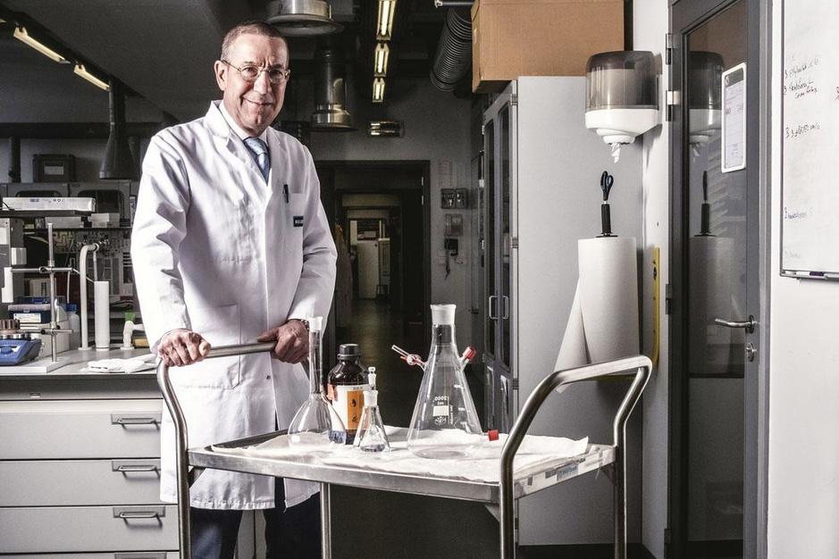 Bekende toxicoloog Jan Tytgat stelt zijn kandidatuur als rector van de KU Leuven