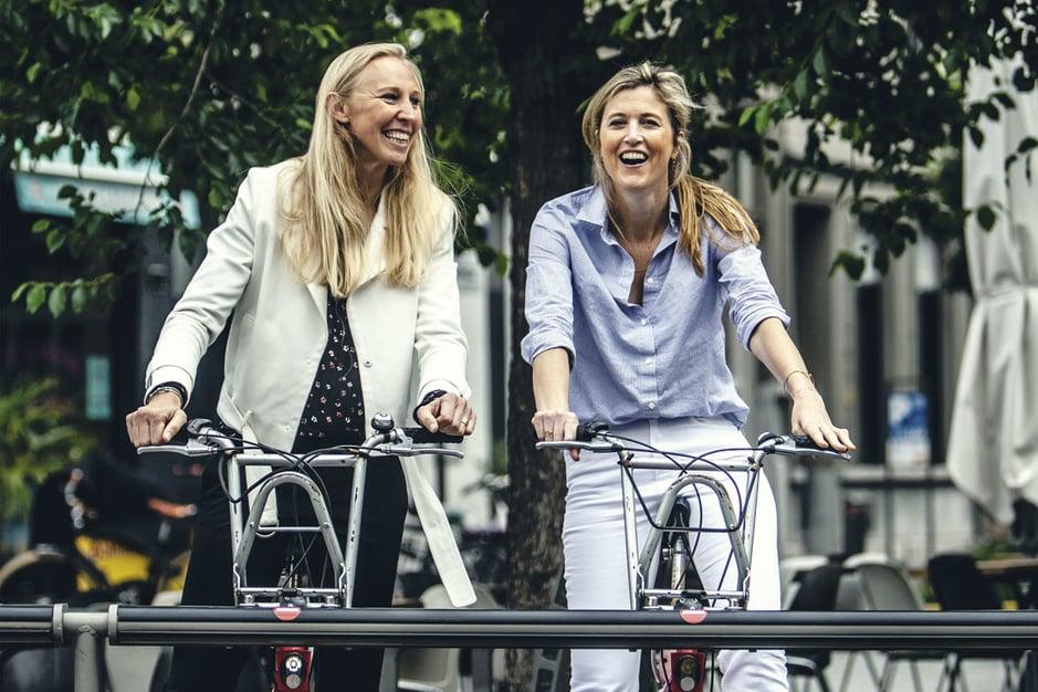 Boezemvriendinnen Ann Wauters en Annelies Verlinden: 'Topsport is hard, maar politiek nog harder'