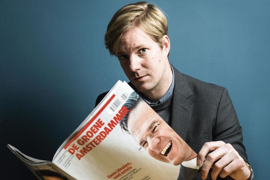 Joost de Vries over 'gelukkigste man van Nederland': 'Wat wil Mark Rutte? Mijn gok: helemaal niets'