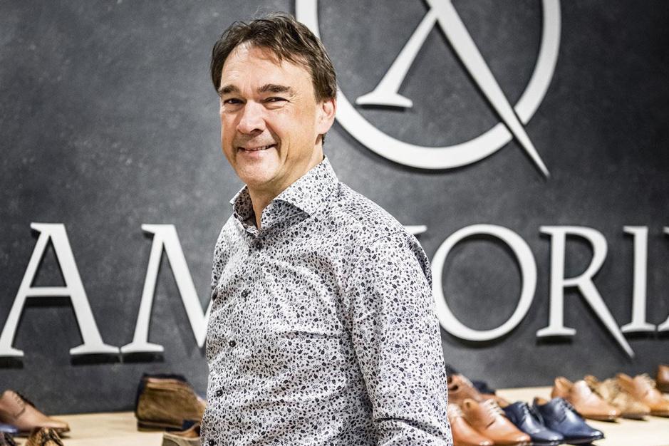 Peter Vavedin (CEO Ambiorix): 'Veel betalen voor schoenen wordt duidelijk minder aanvaard'