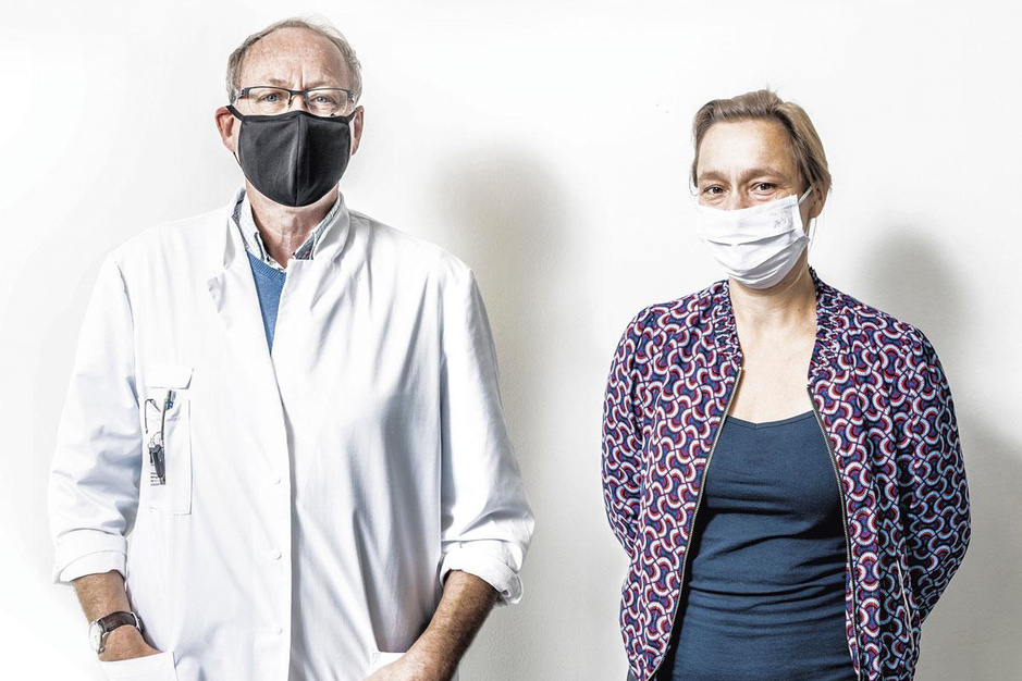 Twistende experts Erika Vlieghe en Jean-Luc Gala: 'Wij zijn de perfecte zondebok voor ministers'