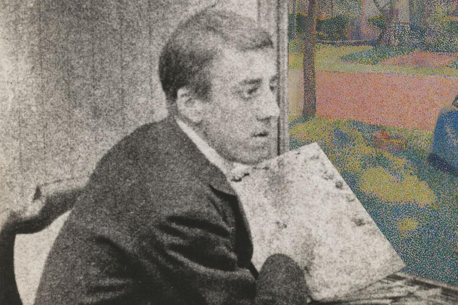 Expo over de schildersjaren van Henry van de Velde: een zoeker met een missie