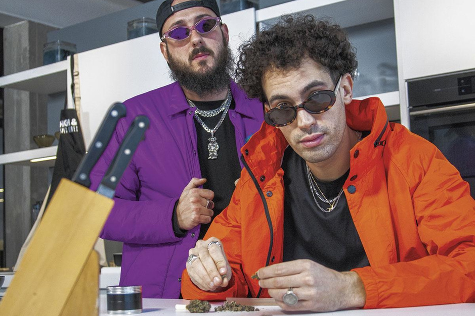 Caballero & JeanJass, geknipt voor een Rode Duivels-hymne: 'We eten de concurrentie op'