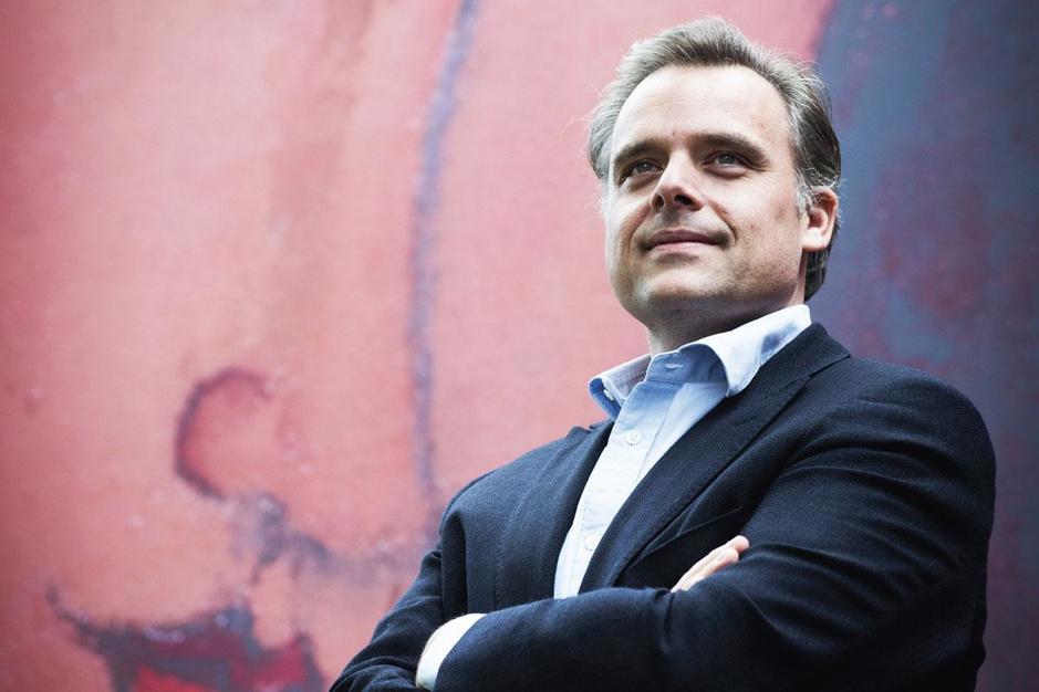 Ex-minister Philippe De Backer (Open VLD): 'Ik heb één keer met een computer gegooid. Uit woede'