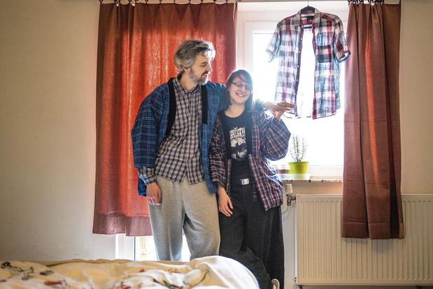 Tussen de lakens bij Delphine en Ivar: 'Ik apprecieerde meteen haar drive en onafhankelijkheid'