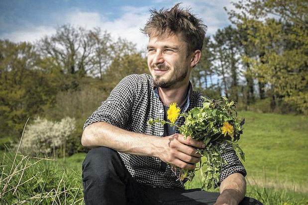 Professionele wildplukker Ben Brumagne: 'Kies voor planten die in overvloed aanwezig zijn'