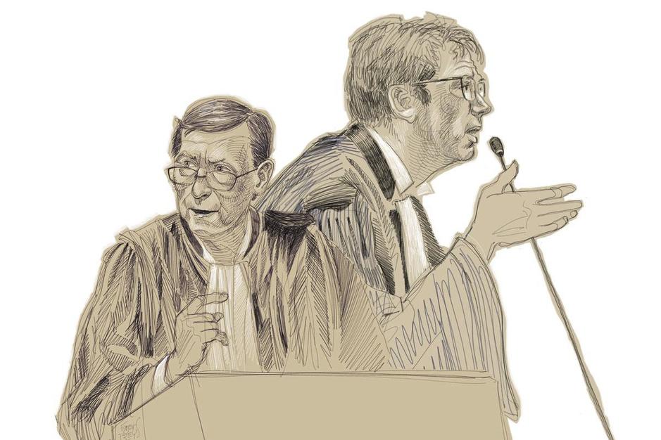 Bitse strijd onder advocaten: Joris Van Cauter dient klacht in tegen Jef Vermassen
