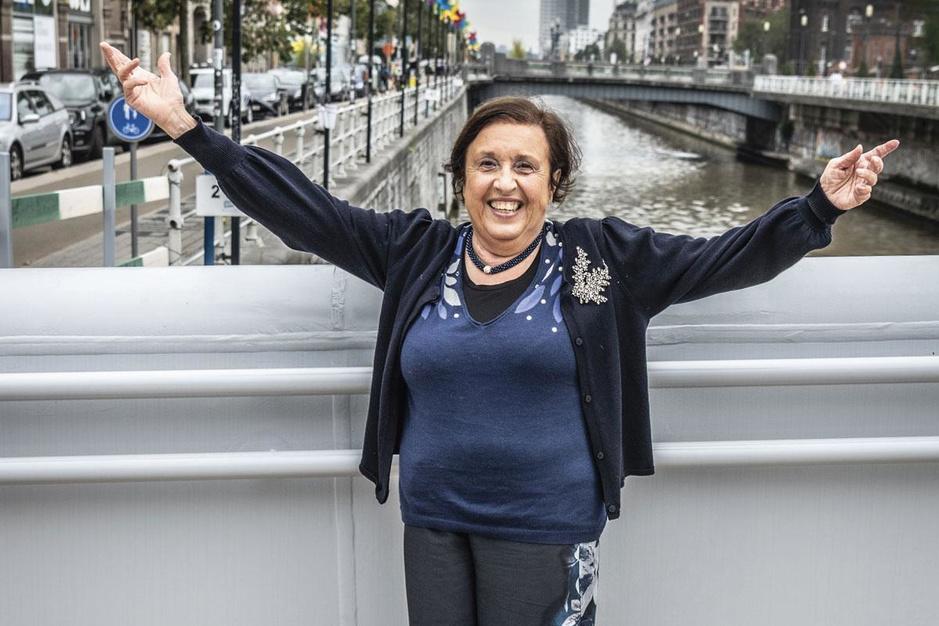 Sociaal werker Loredana Marchi: 'Maar één oplossing voor Brussel: algemene vaccinatieverplichting'