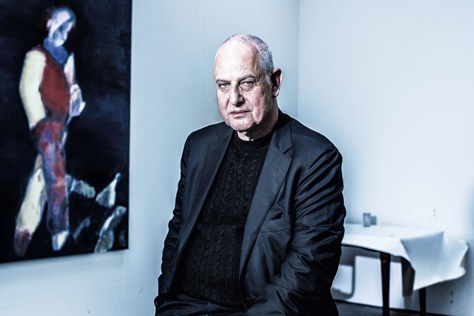 Luc Tuymans door de ogen van zijn galerijhouder: 'Hij is de Picasso van vandaag'