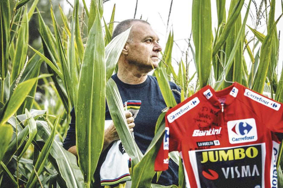 Coach Marc Lamberts: 'Die tweede plaats in de Ronde was Wouts grootste overwinning'