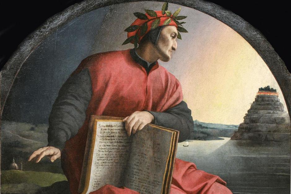 700 jaar na de dood van 'Il Sommo Poeta': 'We kunnen alleen maar blij zijn om Dante's verdriet'
